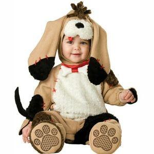 NEW Precious Puppy Dog Halloween Costume